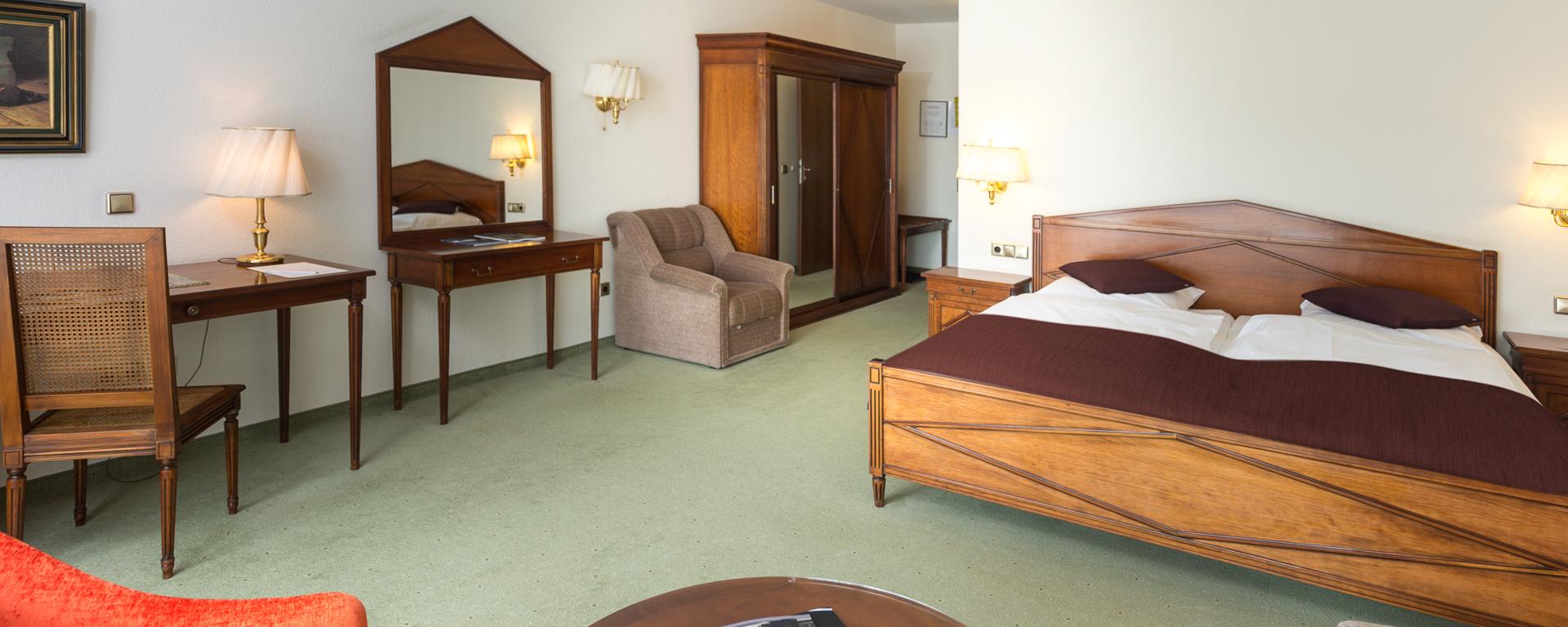 Hotel eden au lac echternach kamer type ii de luxe - Kamer sfeer ...